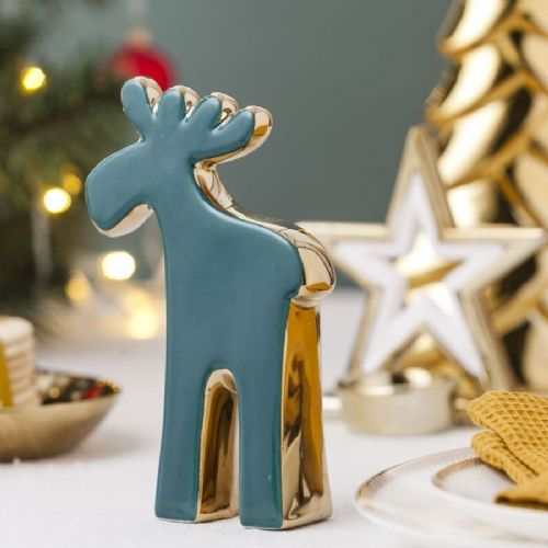 Decorative Reindeer 12.5cm